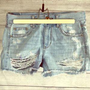 American Eagle Cut Off Shorts